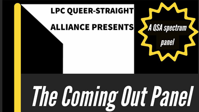 The Coming Out Panel