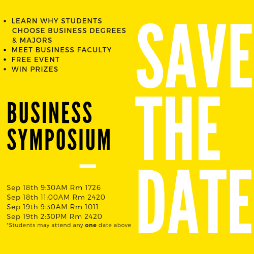 Business Symposium