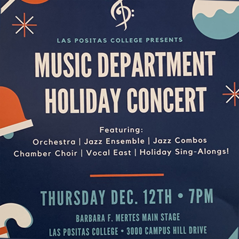 Music Department Holiday Concert