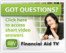 Financial Aid TV Videos