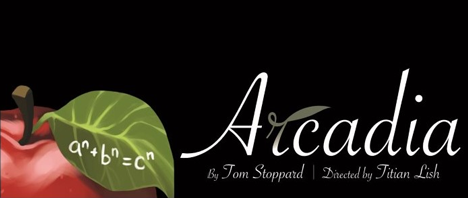 Arcadia by Tom Stoppard - directed by Titian Lish