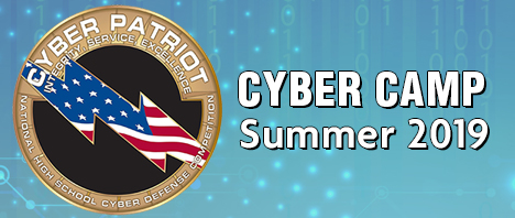 Summer 2019 Cyber Camps