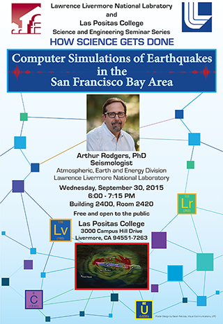 Computer Simulations of Earthquakes in the San Francisco Bay Area