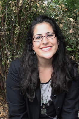 Photo of Sarah Ghannadan